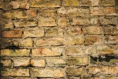 Vieux mur Image stock
