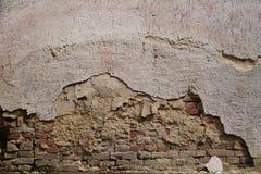 Vieux mur Photo stock