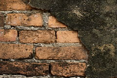 Vieux mur Image libre de droits