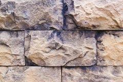 Vieux mur chez la Thaïlande Photo libre de droits