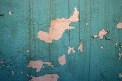 Vieux mur d'écaillement Photo libre de droits