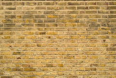 Vieux mur de briques Image stock