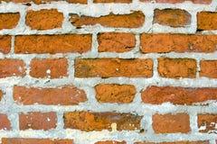 Vieux mur de briques photographie stock