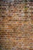 Vieux mur de briques Photographie stock libre de droits