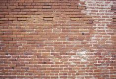 Vieux mur de briques, Bodie Ghost Town, la Californie image stock