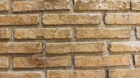 Vieux mur de briques de vintage Image stock