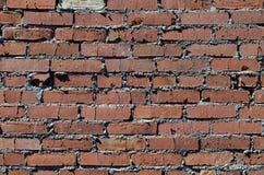 Vieux mur de briques, fond, série de texture Image stock