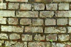 Vieux mur de briques gris photos libres de droits