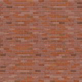 Vieux mur de briques rouge illustration libre de droits
