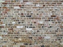Vieux mur de briques rustique photographie stock libre de droits