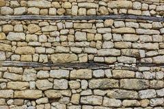 Vieux mur de maçonnerie Photographie stock