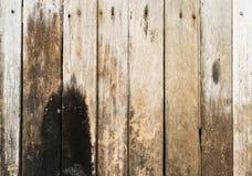 Vieux mur de planche Image libre de droits