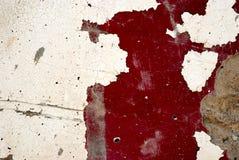 Vieux mur de stuc Images stock