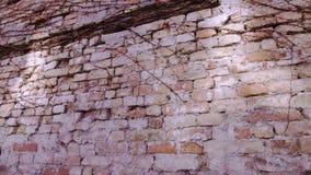 Vieux mur des blocs de brique