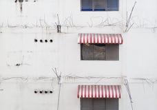 Vieux mur du bâtiment photo libre de droits