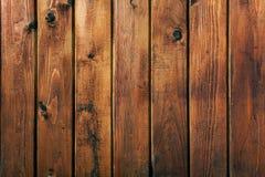 Vieux mur en bois Photo libre de droits