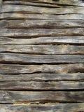 Vieux mur en bois Image stock