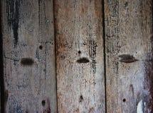 Vieux mur en bois grunge Images stock