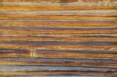 Vieux mur en bois sale Images stock