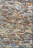 Vieux mur en pierre Photographie stock