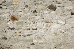 Vieux mur en pierre Photos stock