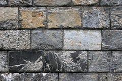 Vieux mur en pierre grunge Photographie stock