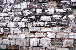 Vieux mur en Turquie image libre de droits