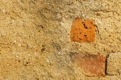 Vieux mur grunge de la vieille texture de fond de maison Photos libres de droits