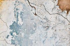 Vieux mur loqueteux Fond photographie stock libre de droits
