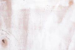 Vieux mur métallique Porte de garage Texture Fond grunge de type Photographie stock libre de droits