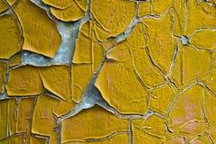 Vieux mur peint Photo libre de droits