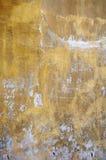 Vieux mur rustique de stuc photo libre de droits
