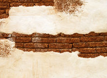 Vieux murs Images libres de droits