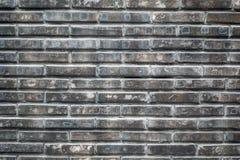 Vieux murs de briques Photographie stock