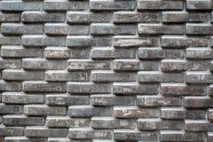 Vieux murs de briques Image libre de droits
