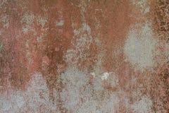 Vieux murs de plâtre Image libre de droits