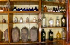 Vieux musée de pharmacie Photo libre de droits