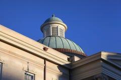 Vieux musée capital Images libres de droits