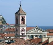 Vieux Nice dessus de toit Photo libre de droits