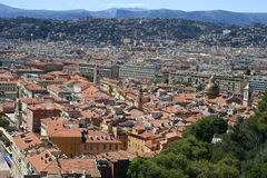 Vieux Nice, France Photos stock