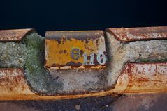 Vieux nombres de quai : 6110 photos libres de droits