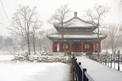Vieux palais d'été de Pékin Photographie stock libre de droits
