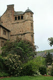 Vieux Palais, Espalion, Aveyron ( France ) Royalty Free Stock Image