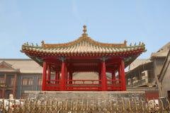 Vieux palais impérial Cité interdite Chine de Shenyang Pékin images libres de droits