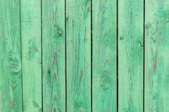 Vieux panneau de vert de vintage des rails, texture Photographie stock