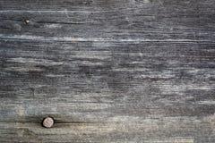 Vieux panneau en bois superficiel par les agents, fond Texture en bois Image stock