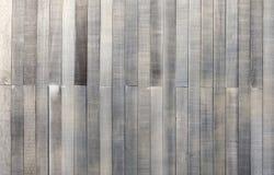 Vieux panneaux de fond en bois noir et blanc de texture Image libre de droits