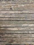 Vieux panneaux en bois âgés rustiques de conseils en bois approximatifs sales Photos libres de droits