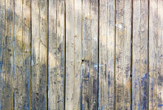 Vieux panneaux en bois grunges Photos libres de droits