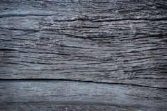 Vieux panneaux en bois grunges pour la texture de fond Photo libre de droits
